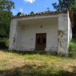 Inicio de las obras de restauración de la Ermita de Santa Bárbara