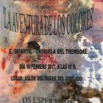 """EXPOSICION DE PINTURA """" LA AVENTURA DE LOS COLORES"""""""