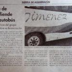 La Alcaldesa de Orihuela defiende la linea del autobús.